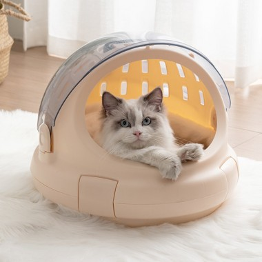 宠物航空箱 多功能手提猫包便携式太空舱宠物包车载狗狗笼子